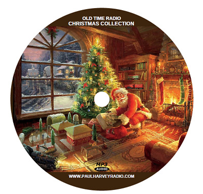 Christmas Collection (49 Shows) Old Time Radio Mp3 2-Cd's