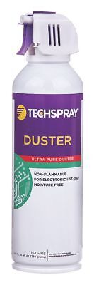Techspray Aerosol Duster, 10 Oz. 10 oz.  1671-10S