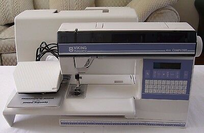 husqvarna 400 sewing machine