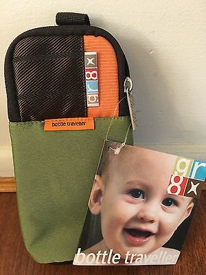 GR8X Insulated baby bottle bag