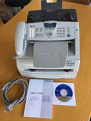 Fax Machine Brother MFC-7220 - Fax Scan Copy