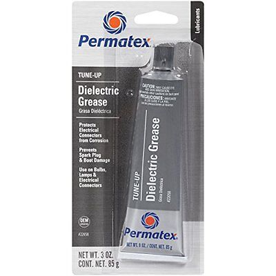 3 Oz Permatex Dielectric Tune-Up Protective Grease For Electrical Connectors