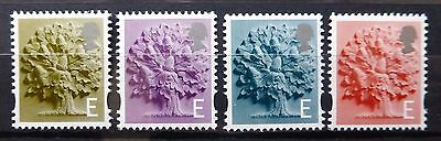 "GB 2003 Regional ""E"" Colour Trial (3) with Normal NB2323"