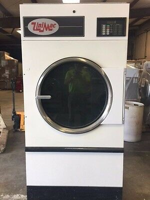 UniMac 75lb tumble dryer by Alliance Laundry Systems
