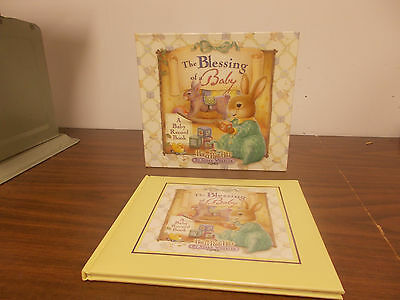 "Holly Pond Hill ""the Bessing Of A Baby"" Book By S. Wheeler-New Never Used"