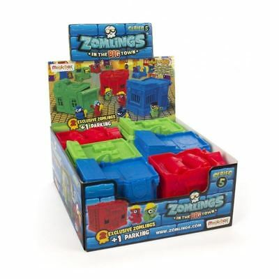 Magic Box Zomlings Series 5 - Pack Of 1 Parking Garages