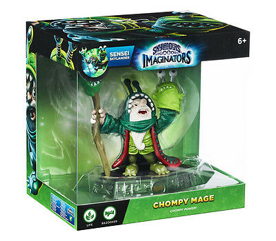 Skylanders Imaginators - Exclusive Limited - Chompy Mage - Sensei Figur | NEU |