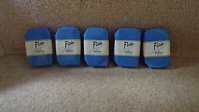 VTG 1970s / 80s  YARDLEY FLAIR  SOAP,   5 x 75g Bars of Soap NEW