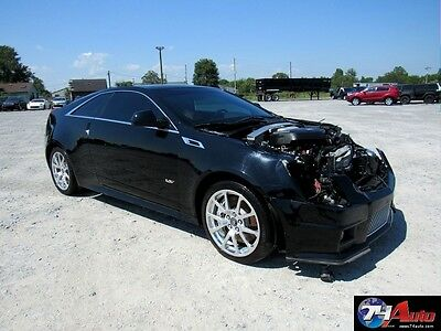2012 Cadillac CTS V Coupe 2-Door 2012 74 Auto-- Salvage Repairable, wholesale, rebuilt, export, LSA, Supercharged