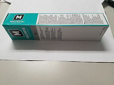 DOW CORNING MOLYKOTE 55 O-Ring Silicone Grease Lubricant 5.3 oz Tube