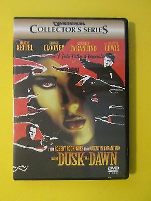 From dusk till dawn 2-disc special edition george clooney quentin.