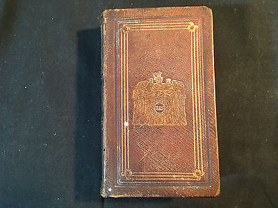 Collection of Hymns Book Methodist Episcopal Church J. Collord, Printer 1840