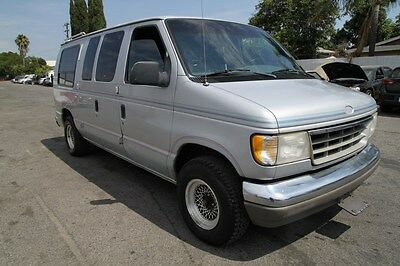 1992 Ford E-Series Van E-150 1992 Ford E-150 Automatic 8 Cylinder NO RESERVE