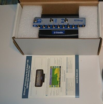 New Trimble Ez Boom 2010 Automated Application Control Switch 500 250 750
