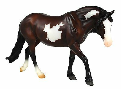 breyerfest 2017 breyer horse special Bay Pinto Pony surprise celebration RARE