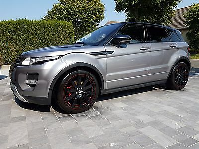 Range Rover Evoque SD4 Dynamic 4WD