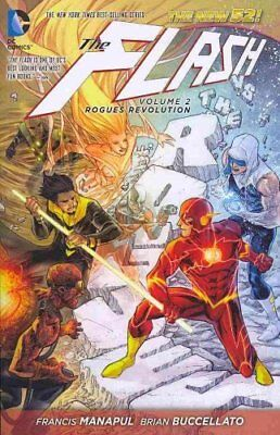 The Flash Volume 2: Rogues Revolution HC (The New 52) 9781401242732