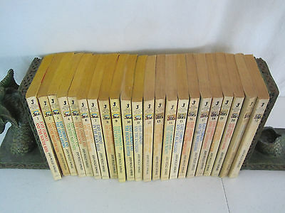 Vintage Easy Company 1-22 Book Set Civil War Westerns (SABL40-768)