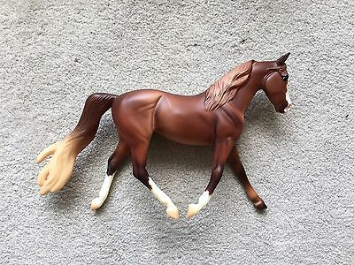 Rare Breyer Classic Horse #703107 Marigold Chestnut Morgan Mare Fun Days SR