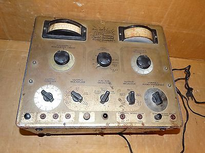 Hickok 288X Universal Crystal Controlled Signal Generator  Parts/Repair