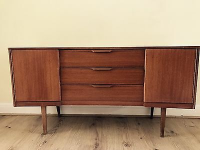 Vintage Austinsuite Teak Sideboard Retro Wooden London