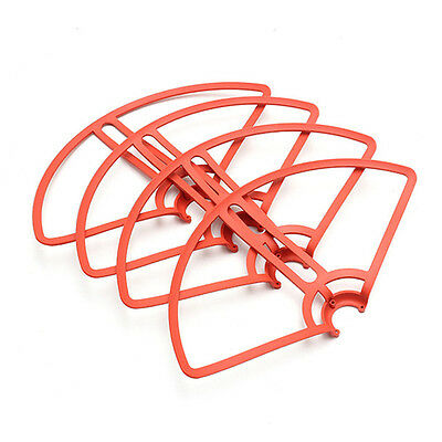 4PCS Red Drone Propeller Protective Cover Bracket for Xiaomi Mi Drone Quadcopter