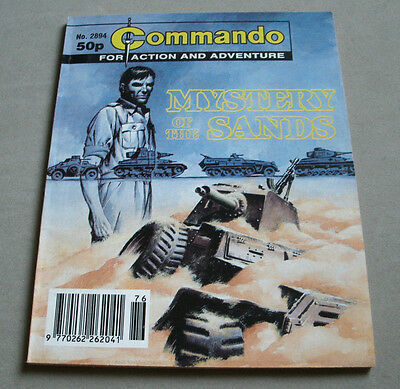 Commando issue number 2894.