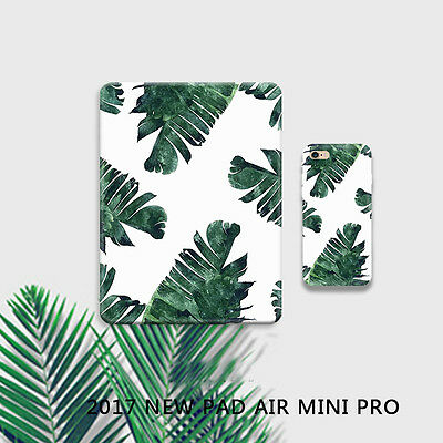 Forest Cute Tiger Stand Leather Smart Case Cover For iPad Air 1/2 Mini New iPad