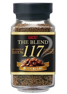 UCC The Blend 117 instant coffee MADE IN JAPAN