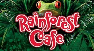rainforest cafe gift card
