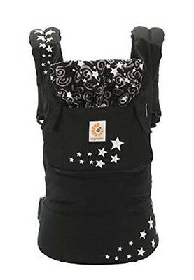 Ergo Baby Infant Carrier New With Tags Night Sky Black With Stars