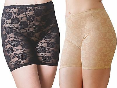 Elegance Lacey Anti-Chafing Shorts by Bandelettes S-XXXL