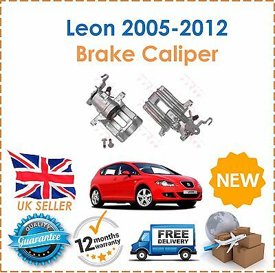 For Seat Leon & Sport 2005-2012 Rear Right Side Brake Caliper New OE Quality