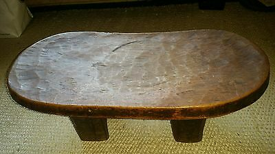 Traditional African Lobi tribe Stool. In very good original condition with good