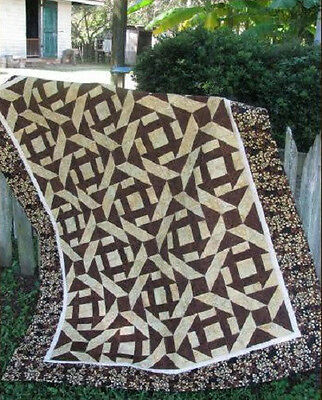 Hole In The Barn Door Quilt Block Spinning Spools Quilt Pattern