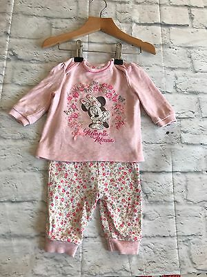 Baby Girls Clothes 0-3 Months- Cute Disney Pink Pyjamas - Check our Bundles