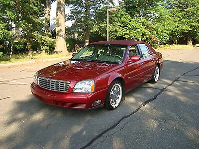 2005 Cadillac DeVille  2005 CADILLAC DEVILLE PA CAR STUNNING CONDITION ALL HIGHWAY MILES SHARP CAR