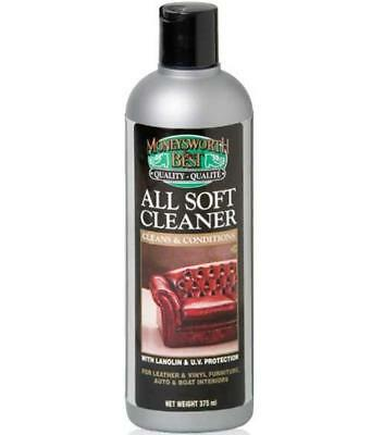 All Soft Cleaner - Cleans & Conditions 375 ml
