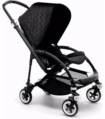 Bugaboo Bee 3 All Black Stroller