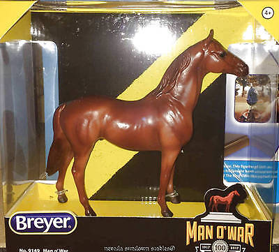 Breyer Model Horses Mid Year New Classic Release Man o War