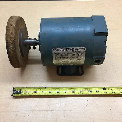 reliance master electric P56X1301W A/C motor 3/4 HP