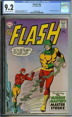 Flash #146 Cgc 9.2 Ow/wh Pages