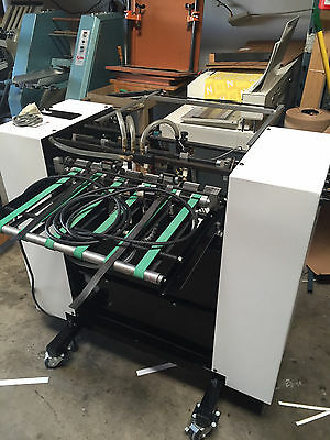 Feeder, UV Coater Pile Feeder, Press Specialties, Automatic, Universal, Like NEW