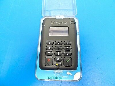 PayPal Chip Card Reader Contactless Card Reader EMV Bluetooth Apple Android