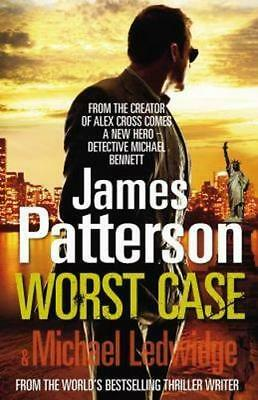 NEW Worst Case By James Patterson Paperback Free Shipping