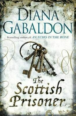 NEW The Scottish Prisoner By Diana Gabaldon Paperback Free Shipping