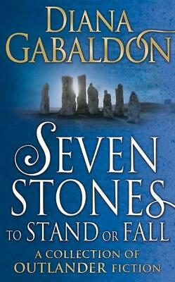 NEW Seven Stones to Stand or Fall By Diana Gabaldon Paperback Free Shipping