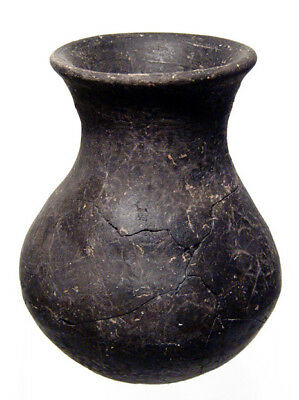 Armenia Ancient Armenian Urartu Urartian Ceramic Pot Antiquity