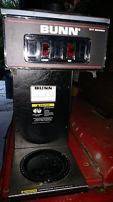 Bunn VP-17-1 Coffee Brewer Warmer Maker Machine used