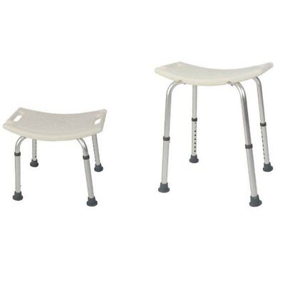 135 Kg douche tabouret Bath stool douche support réglable pivotant HE